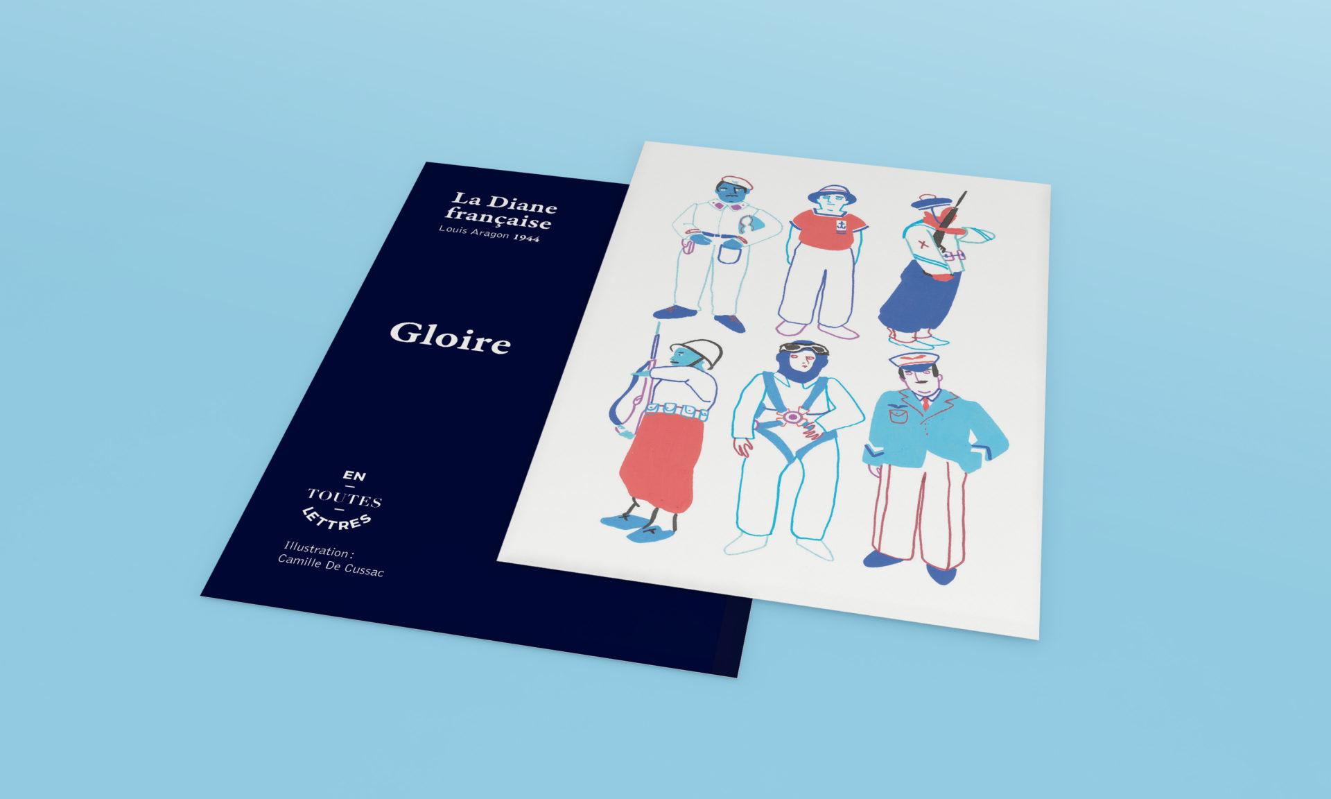 La Diane française cartes