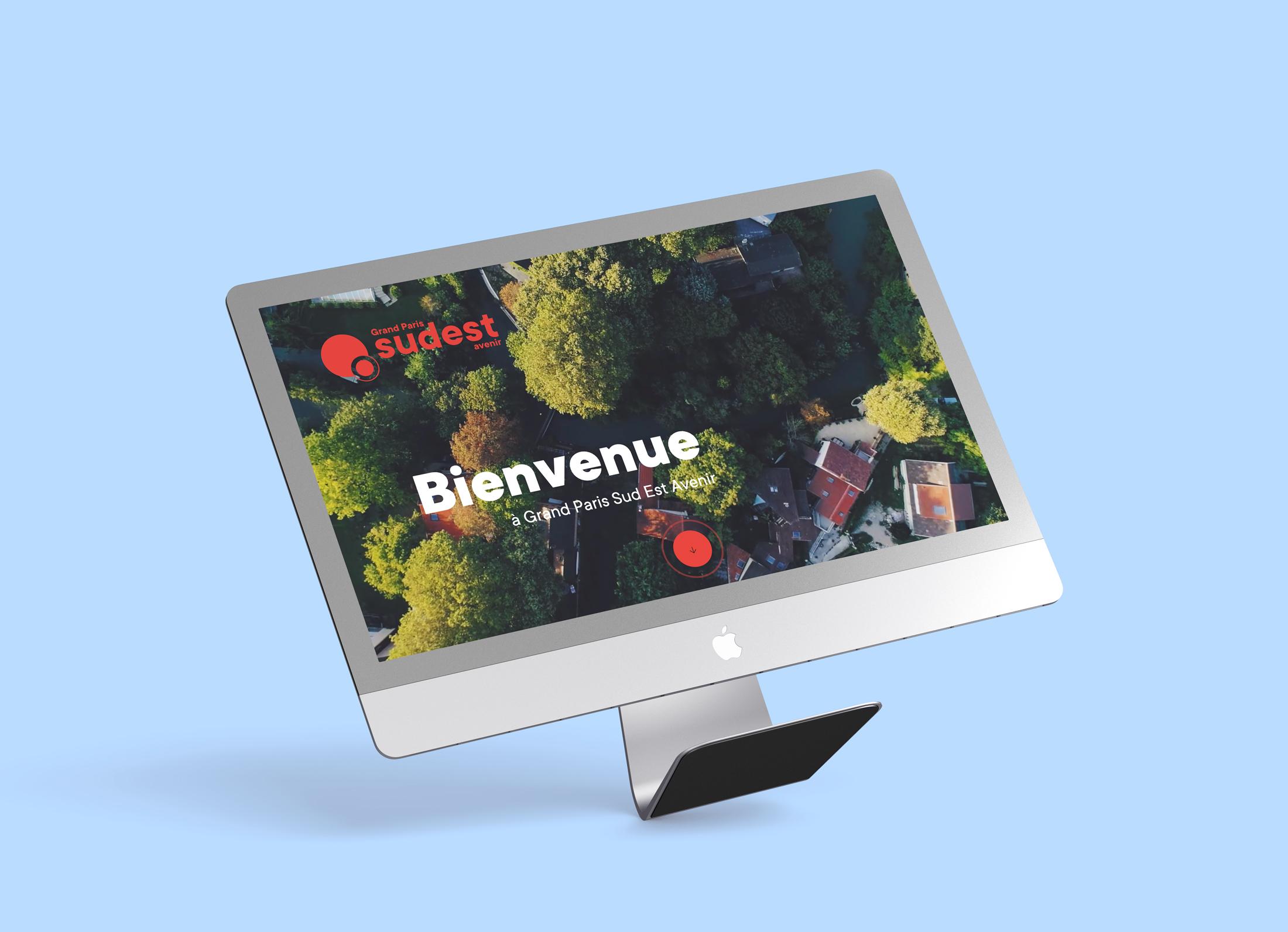 Sud Est Avenir web home page