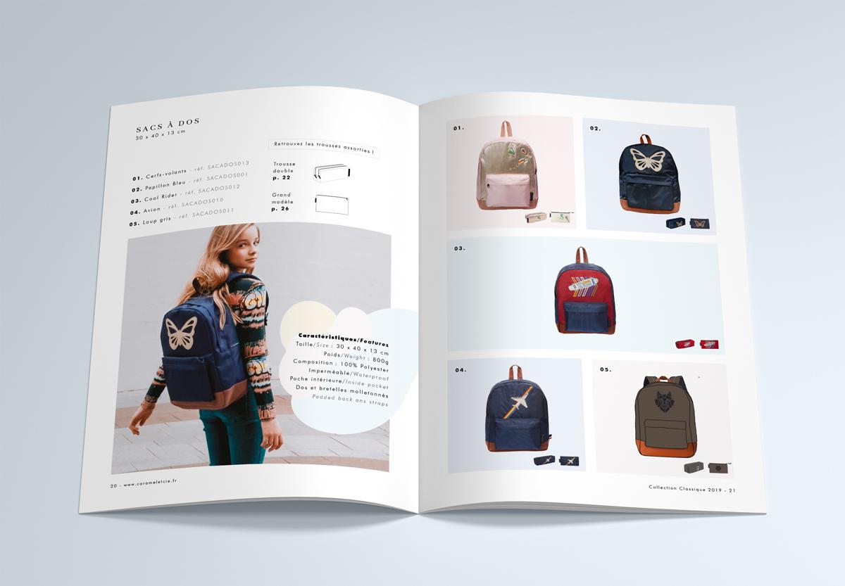 Caramel & cie. intérieur catalogue 2