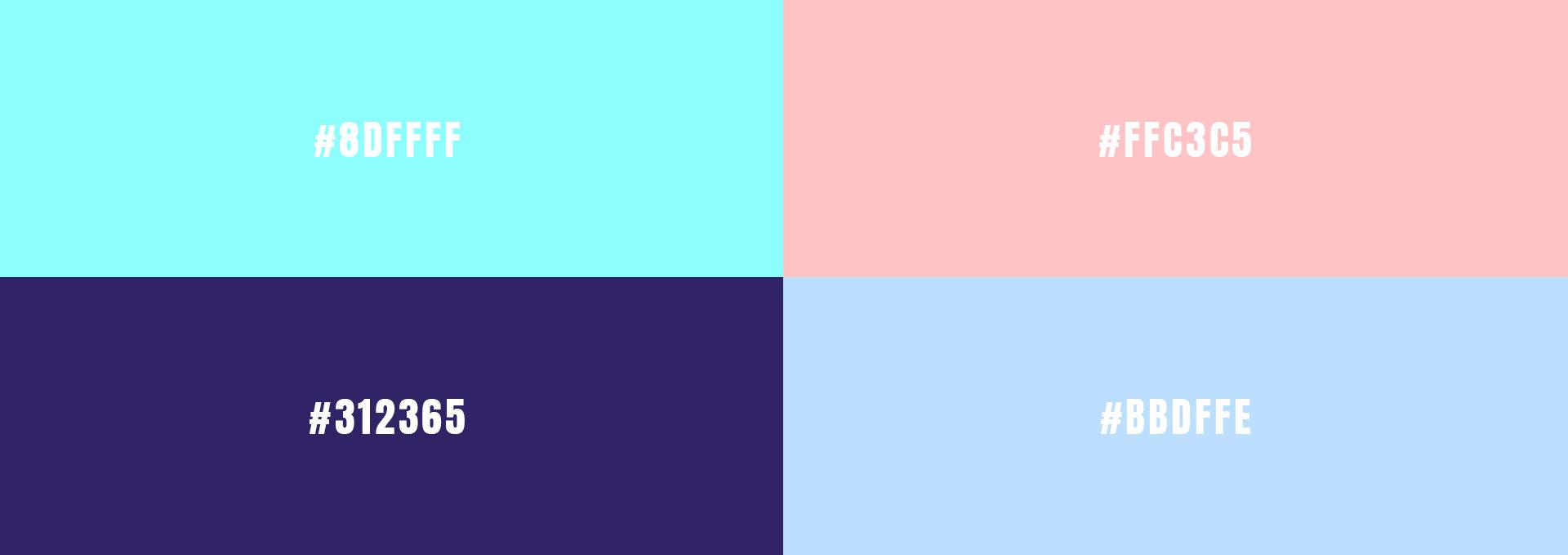 Caramel & cie. couleurs